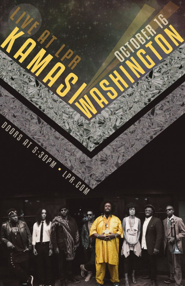 kamasi washington lpr