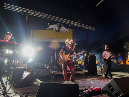 Moon Taxi Does Double-Duty at Hangout Festival