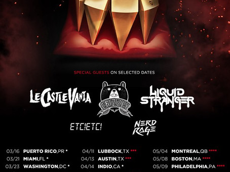 """Dirtyphonics Announce Massive """"Irreverence Tour"""", Live Performance, New Production"""