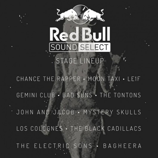 red bull stage hangout