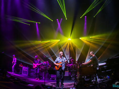 Umphrey's McGee playing The Capitol Theatre on Sunday October 14