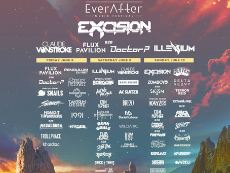 Canadian EDM Legend Excision Returns To Headline Jam-packed 2018 Ever After Lineup
