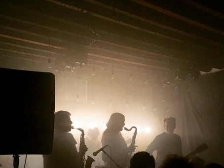 REVIEW: Bladerunner Kicks Off Other People's Trans-Pecos Residency [Brooklyn, NY]