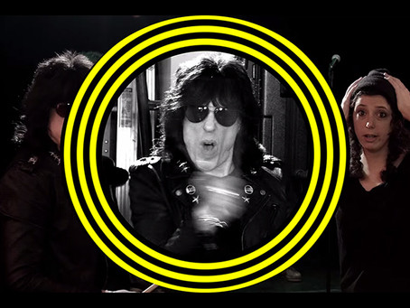 Marky Ramone Has Created a Product to Eliminate Cell Phone Usage at Concerts