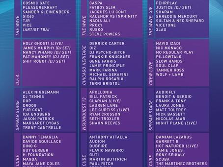 Wavefront Festival Announces Daily Lineup