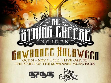 Suwannee Hulaween Additions: Emancipator, Conspirator, Bluegrass Surprise, Moon Taxi…