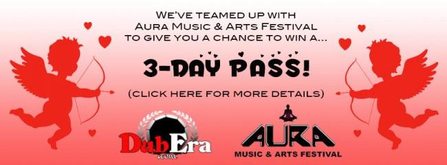 AURA Ticket Give Away