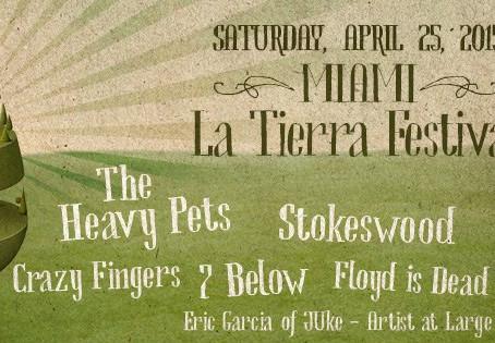 EVENT PREVIEW: The 1st Annual La Tierra Miami Festival