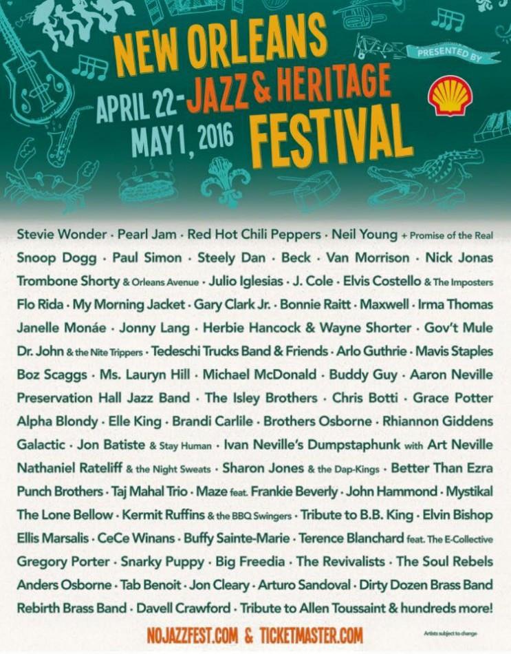 jazzfest-2016-lineup