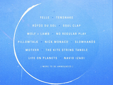 Matte Projects' Full Moon Lineup: Soul Clap, Wolf + Lamb, Tensnake +more