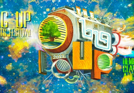 The Big Up 2013 Festival Initial Line-up Announcement