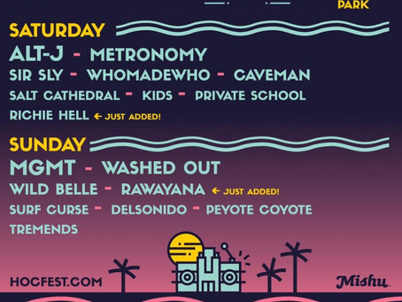 House of Creatives Festival is Bringing Alt-J & MGMT to Miami