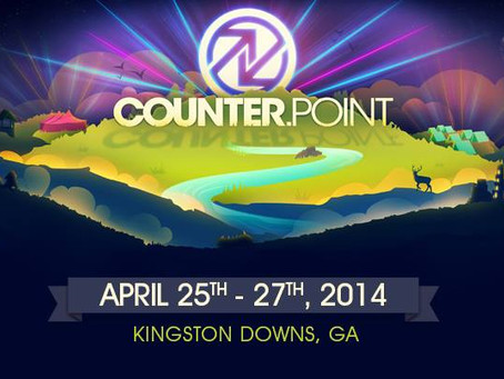 Counterpoint 2014! Festival to Return April 25-27 in Kingston Downs, GA