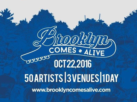 Brooklyn Comes Alive is One of the Most Unique Jam Festivals in the Country