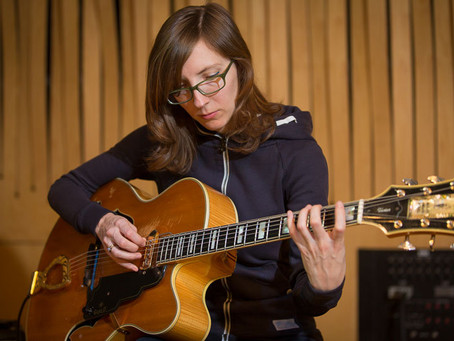 Mary Halvorson's Code Girl Celebrates Album Release at Jazz Standard