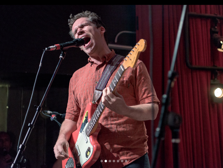 Parquet Courts get 'Wide Awake!' in first of three NYC shows