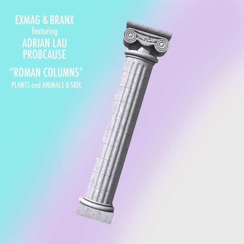 ROMAN COLUMNS 1