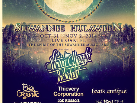 INTERVIEW: Greenhouse Lounge Talks Suwannee Hulaween