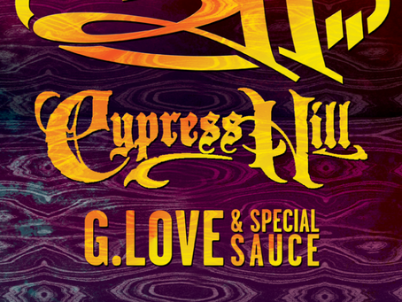 TOUR PREVIEW: 311 with Cypress Hill and G. Love & Special Sauce