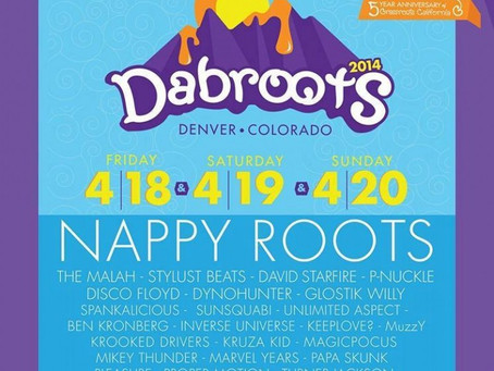 Grassroots celebrates 5 years and 4/20 with 'Dabroots'