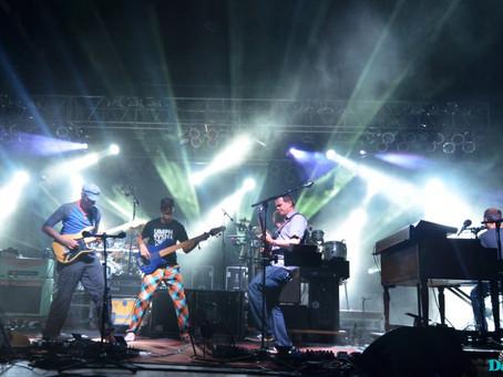 Hangout Festival: Lotus, Railroad Earth & Umphrey's deliver pre-party highs