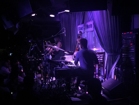 Christian Scott brings his emotive quintet to Blue Note Jazz Club