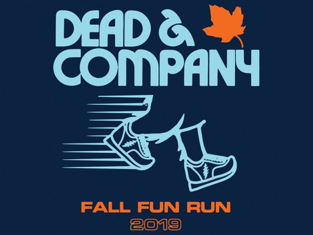 Dead & Company Announce 2019 Fall Fun Run