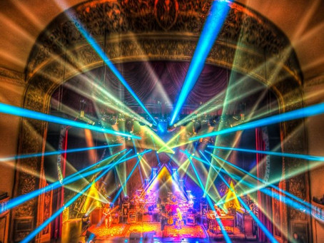 String Cheese Incident Tour Journal: Port Chester, NY (11/11/14)