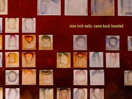 """Lollapalooza Preview: Nine Inch Nails Release Danceable """"Came Back Haunted"""""""