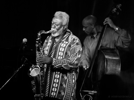 SHOW REVIEW: Pharoah Sanders Delivers Passionate, Dynamic Sets at the Legendary Birdland