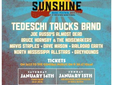 FESTIVAL PREVIEW: Sunshine Music Festival in South Florida