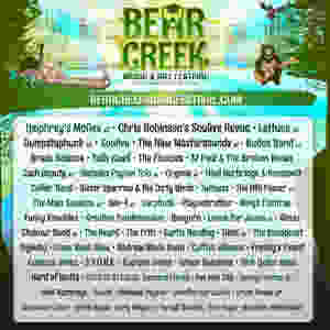 Bear Creek 2014
