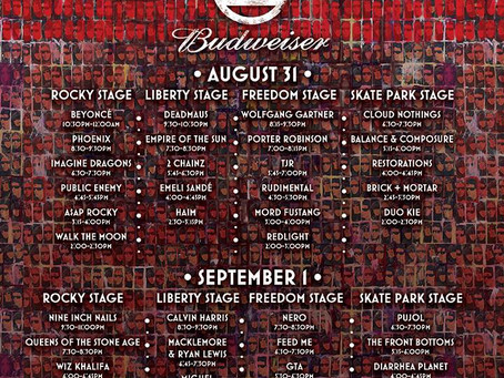 Made In America Festival Live Stream – Labor Day Weekend