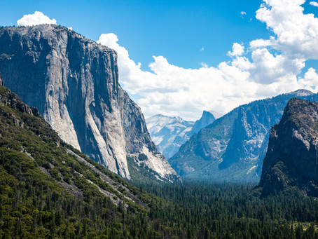 COVID TRAVEL: YOSEMITE PHOTOS