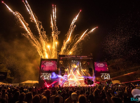 Suwannee Hulaween sold out, but kept true to the park's deep roots