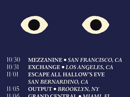 The Magician US Fall Tour 2014