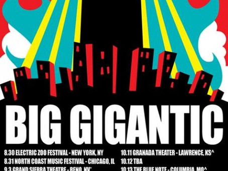 Big Gigantic Announces Sky High Fall Tour