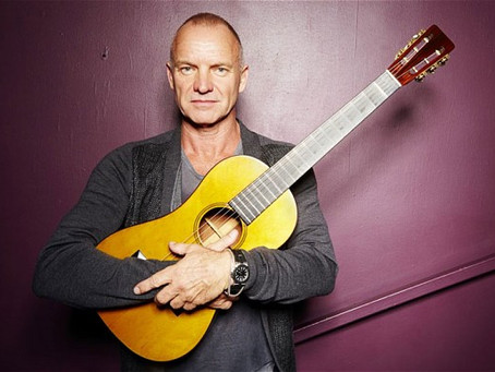 Sting Performs Songs Inspired by his Childhood at the Metropolitan Museum of Art