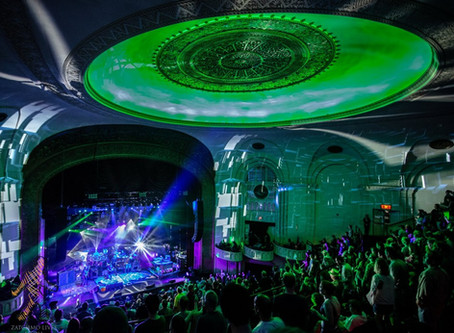 The String Cheese Incident begin Capitol Theatre run with a BANG!
