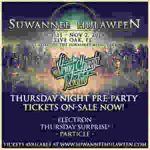 hulaween pre-party