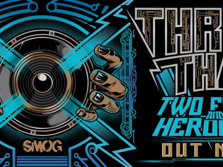 NEW MUSIC: HeRobust x Two Fresh – Throw That EP