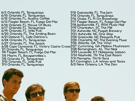 The Groove Orient Announces Tour