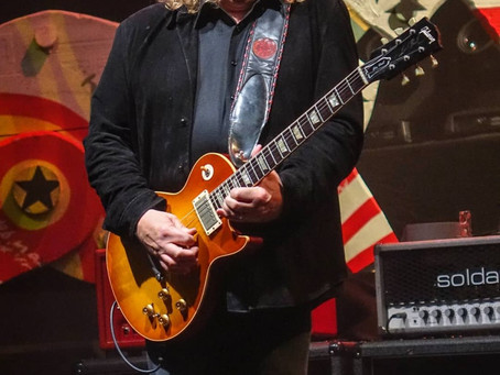 Gov't Mule Films for Live Release at the Capitol Theatre [Review, Setlist]