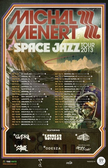 michal menert space jazz