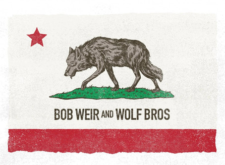 Bob Weir and Wolf Bros (Don Was & Jay Lane) Announce US Tour!