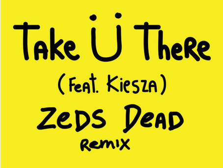 NEW MUSIC: Jack U- Take U There (Zeds Dead Remix)