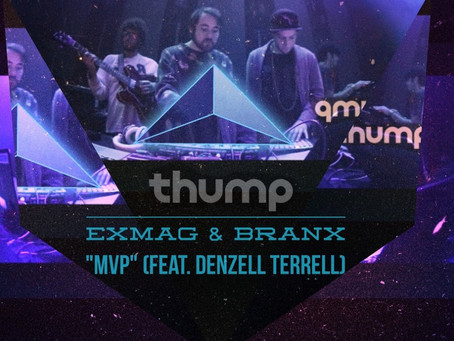"""Exmag Release """"MVP"""" Video w/ Branx Ahead of Upcoming Headlining Tour"""