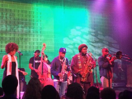 Kamasi Washington Kicks Off First Annual Bric Jazzfest [Review, Setlist]