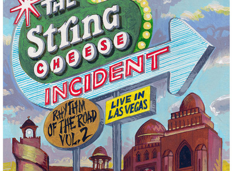 String Cheese Incident Release 'Rhythm of the Road: Volume 2, Live In Las Vegas,' Gear U