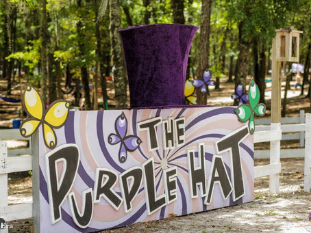 PURPLE HATTERS BALL: A Photographic Journey From 2013 – 2016